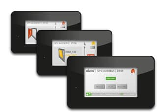 Gnan Eimsig Smart Home Touch Display